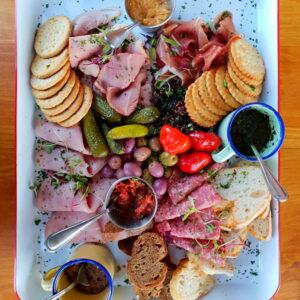 Tapas Platter (serves 10)