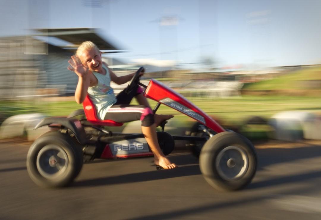 Go Cart Fast