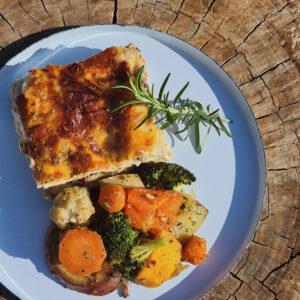15 Sep – Tue – Beef Lasagne