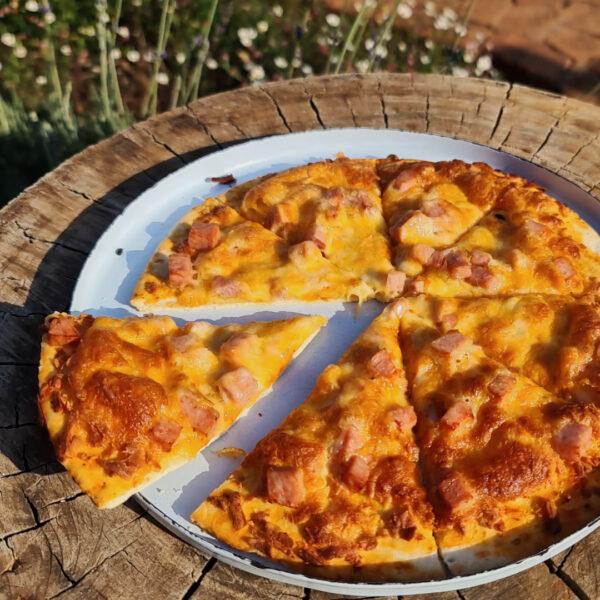 Pedro Pizza Ham