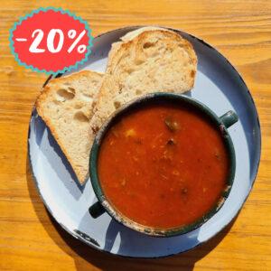 Vegtable soup