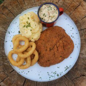 11 Sep – Fri – Chicken Schnitzel